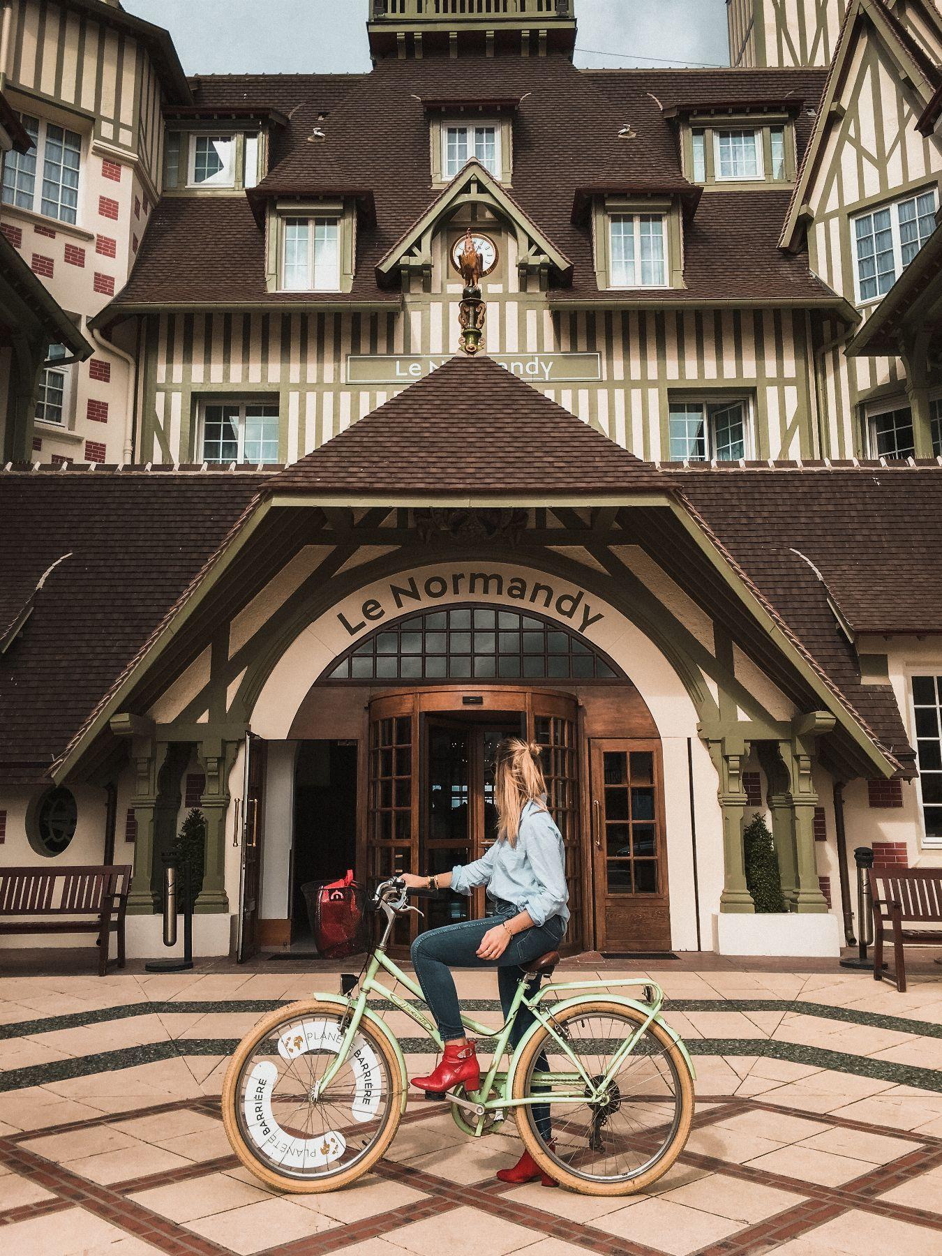 Hotel Normandy Et Casino